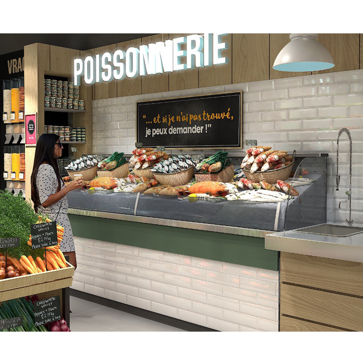 Carrefour <br> La Halle