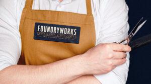 Foundryworks apron