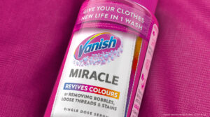Vanish miracle pink