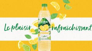 Volvic juicy citron